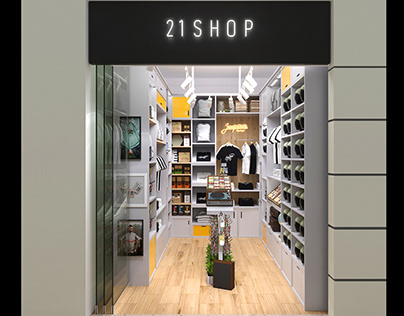 21shop store, Moscow