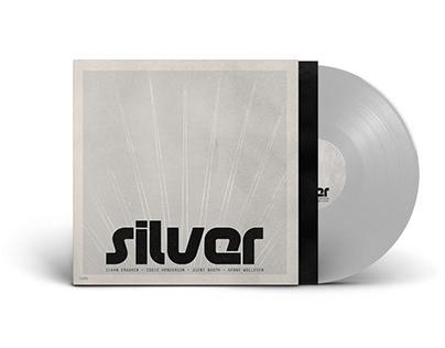 SILVER - ALBUM COVER AND ARTWORK