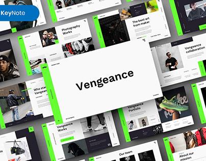 Vengeance Multipurpose Template