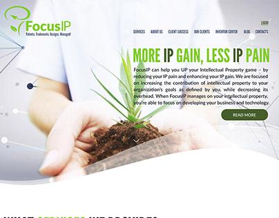 Website for FocusIP