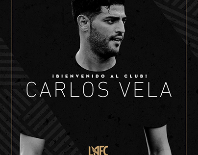 LAFC: Player Welcome Videos
