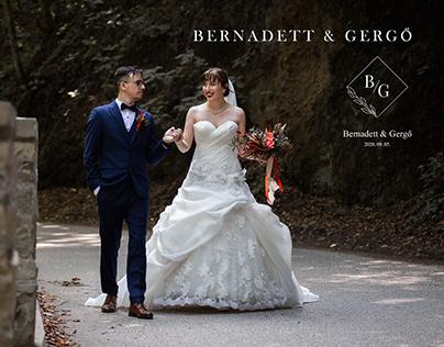 Bernadett & Gergő