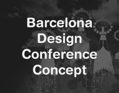 Barcelona Design Con - Contest Website Design