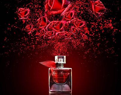 Roses perfume