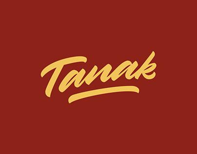 Tanak Logotype
