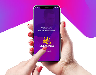 MyLearning iOS Mobile Application