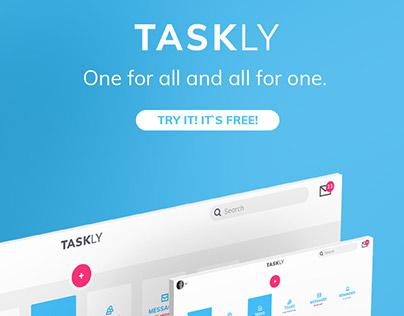 UX Design, task management app
