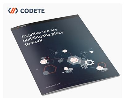 Brochure CODETE