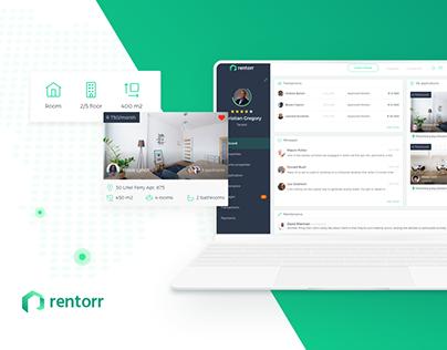 Web Design For a Real Estate Platform