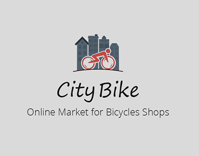 City Bike - PSD Template For Bike Shops