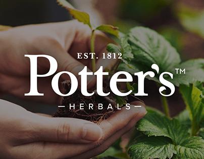 Potter's Herbals Website