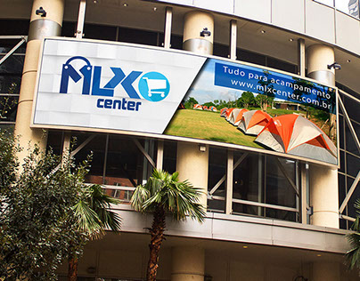 Logomarca MLX Center