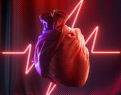 FabricHeart / El corazón de todos