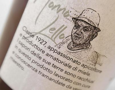 Nonno Lello - labeling (WIP)