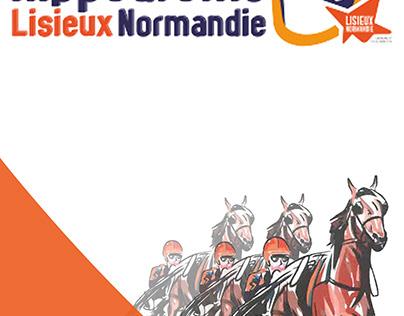 Pochette Hippodrome de Lisieux