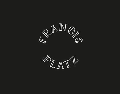 Francis Platz - Brand Identity