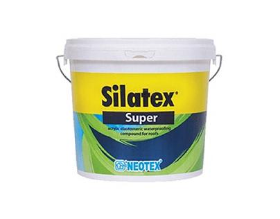 Silatex Super - Chống Thấm Gốc Acrylic Chất Lượng Cao