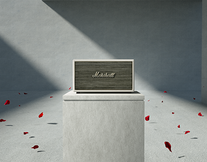 Marshall : Sound Creates Memories