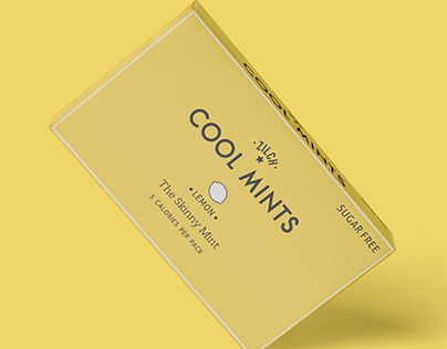 Cool Mints | Packaging