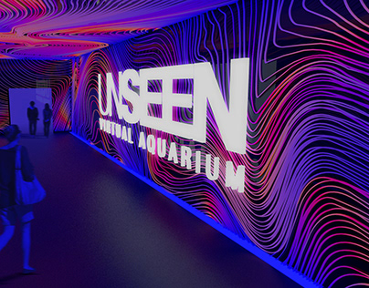 UNSEEN — Interactive Exhibition