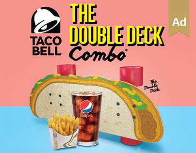 The Double Deck - Taco Bell