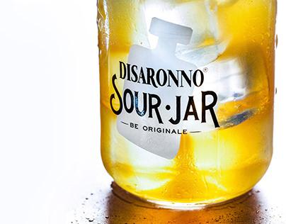 Disaronno Sour Jar