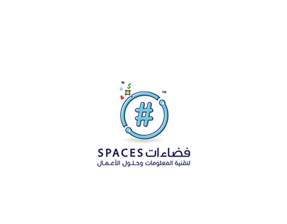 Spaces logo | KSA