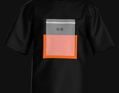 Menswear T-shirt Design