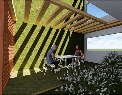 Vivienda en la Vertical. Proyecto Habitar. Ej 2