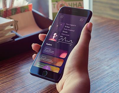 Stellar Mobile App (UI/UX Design)