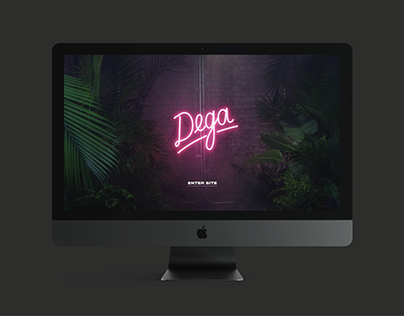 DEGA Films — Website