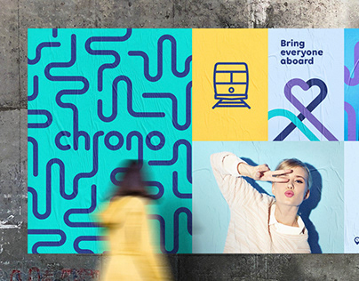 Brand & Product Design: Chrono