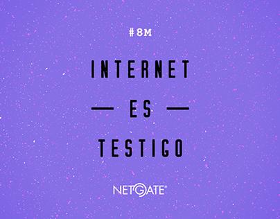 Netgate - #8M - Prensa