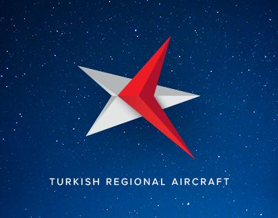 TRJET - Turkish Regional Aircraft - Branding
