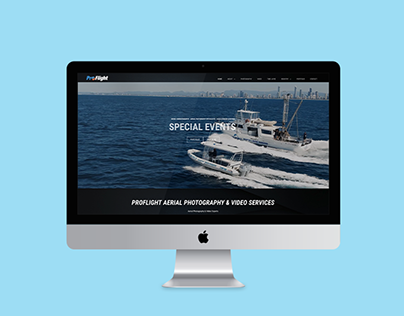 Proflight Web Design
