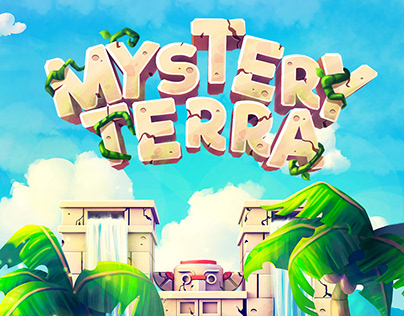 Mystery Terra Match-3 Game