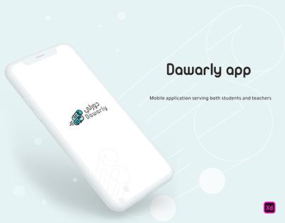 Dawarly app