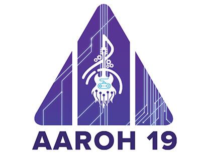 AAROH 19 LOGO - ENTRY
