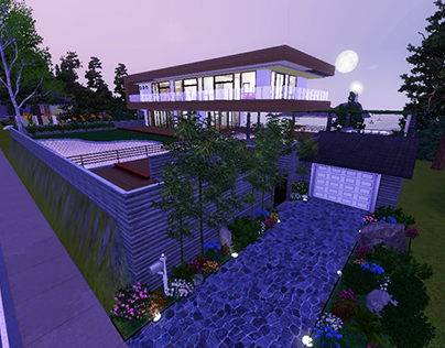 The Sims 3 Compilation - Life of Architecture