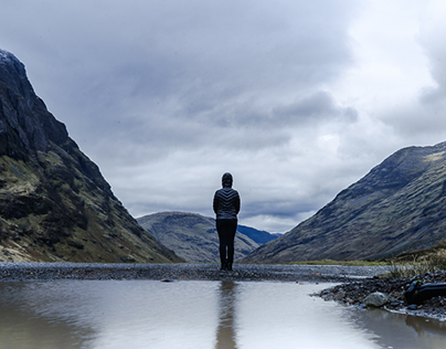 A Trip Through Scotland.