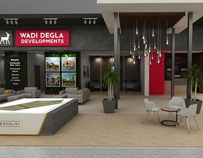 Wadi degla stand CityScape 2019