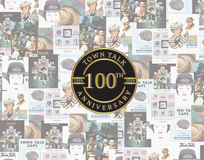 Town Talk Headwear 2019 Catalog