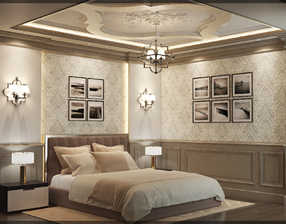 bredroom new classic design