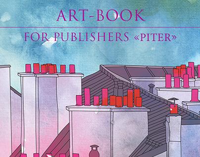 """""""Art-book dans le style français"""""""