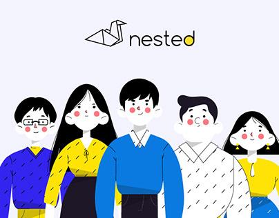 Nested-Explainer Animation