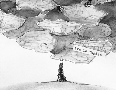 Illustrations for LokZine contest - plants