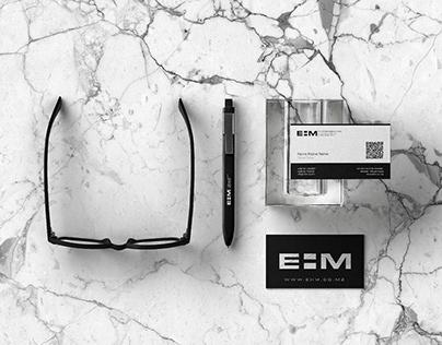 EHM Corporate Identity