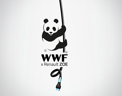 Renault Zoé x WWF - Campagne Print