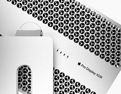 3D Rendering R&D: IT Device Vol.2 Apple Mac