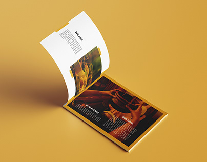Brochure Landscape
